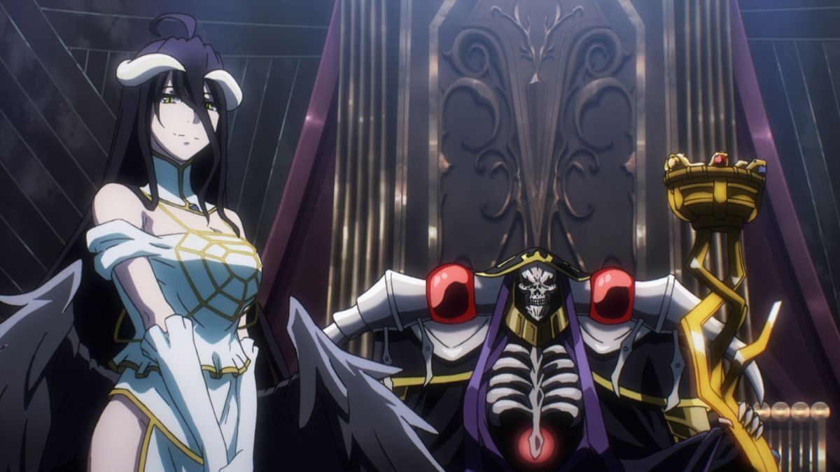 Overlord Anime, a popular series for a reason