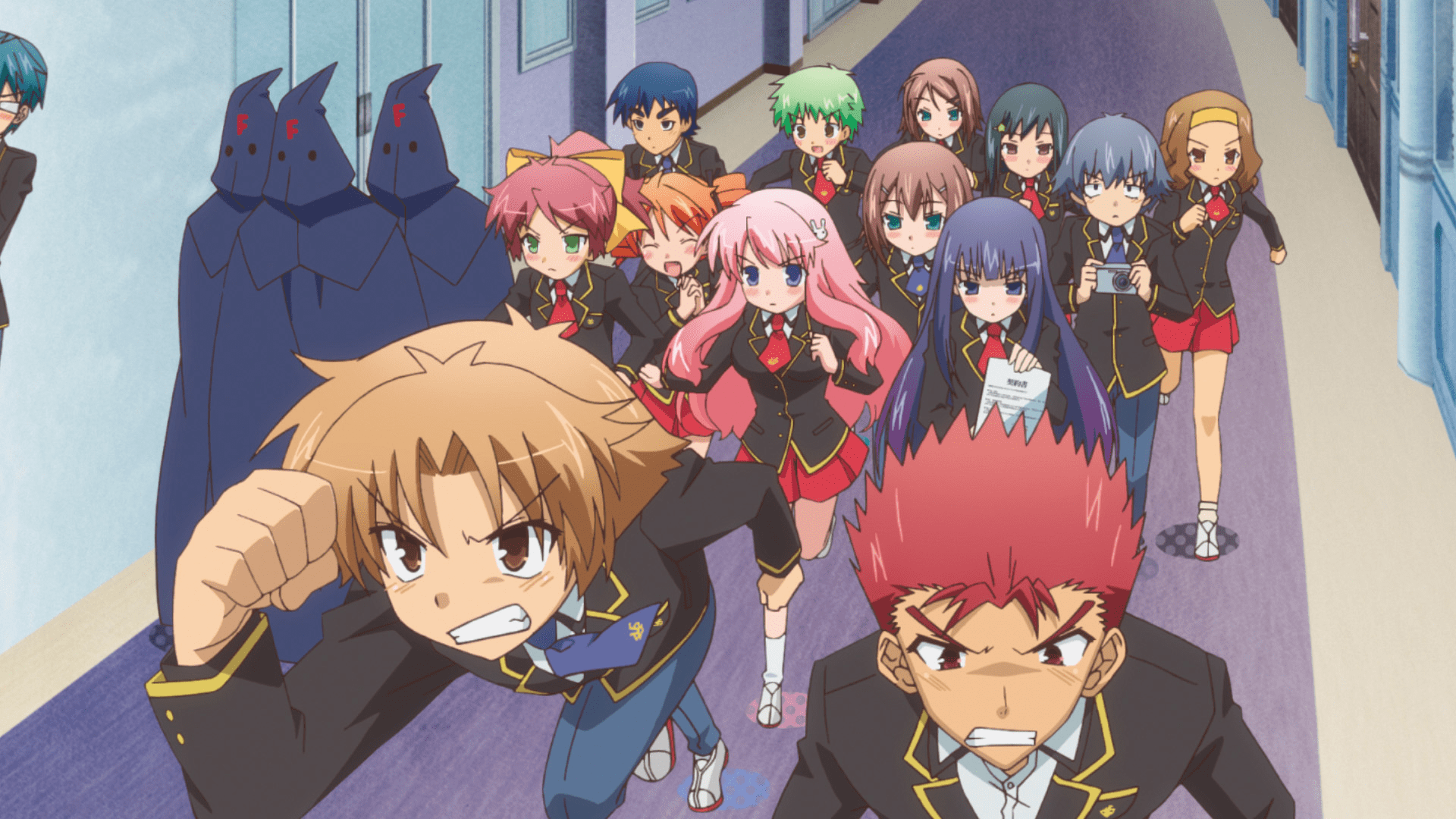 Baka to Test to Shukanjuu S1 & S2: After Thoughts
