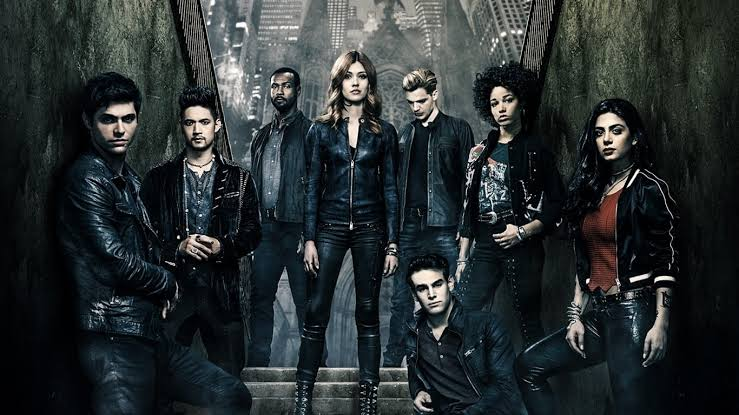 I really enjoyed watching Shadowhunters | Halloween Special
