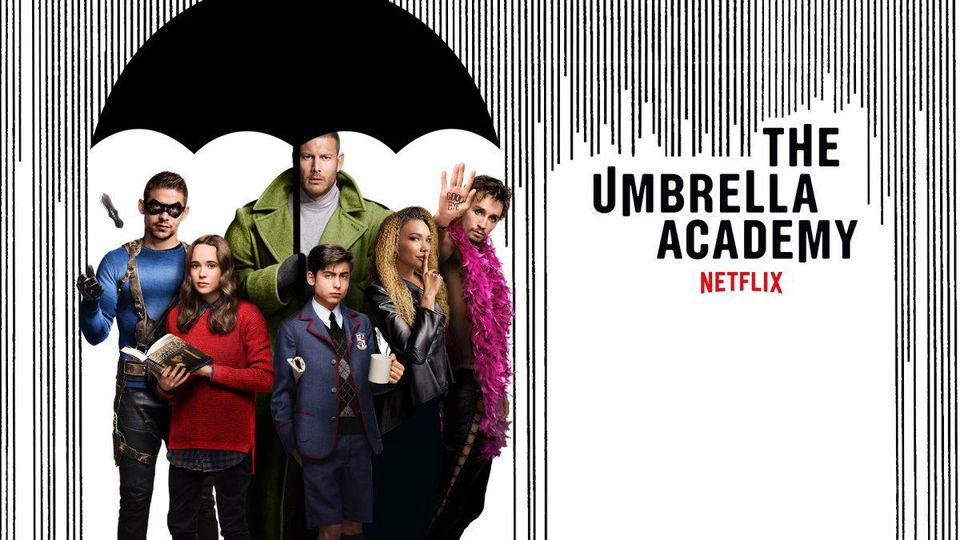 I love Umbrella Academy