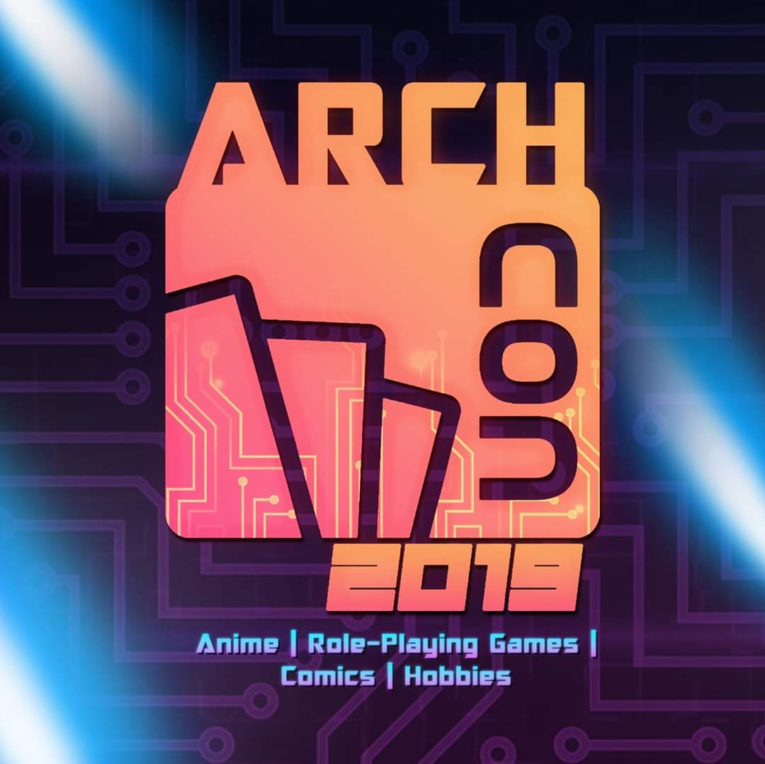 12 Days of Anime: I went to ARCHCON 2019