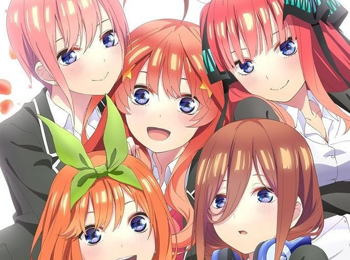 Reading Go-toubun no Hanayome Manga was a Fun Ride