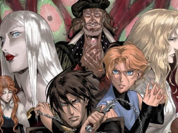 Castlevania S3, Netflix Original Anime Review